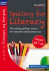 Spelling for Literacy for ages 10-11 - eBook