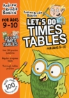 Let's do Times Tables 9-10 - eBook