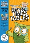 Let's do Times Tables 7-8 - eBook