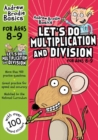 Let's do Multiplication and Division 8-9 - Book