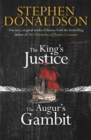 The King's Justice and The Augur's Gambit - Book