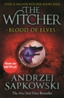 Blood of Elves : Witcher 1 - Now a major Netflix show - Book