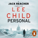 Personal : (Jack Reacher 19) - eAudiobook