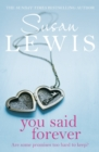 You Said Forever - eBook