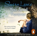 You Said Forever - eAudiobook