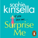 Surprise Me : The Sunday Times Number One bestseller - eAudiobook