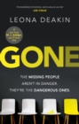 Gone : A riveting, mind-twisting thriller that's always one step ahead of you (Dr Bloom) - eBook