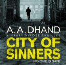 City of Sinners - eAudiobook