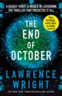 The End of October : A page-turning thriller that warned of the risk of a global virus - eBook
