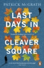 Last Days in Cleaver Square - eBook