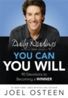 Daily Readings from You Can, You Will : 90 Devotions to Becoming a Winner - Book