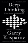 Deep Thinking : Where Machine Intelligence Ends and Human Creativity Begins - Book