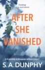 After She Vanished - Book
