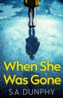 When She Was Gone - eBook