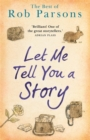 Let Me Tell You A Story - Book