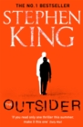 The Outsider : The No.1 Sunday Times Bestseller - Book