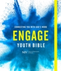 Engage : The NIV Youth Bible - Connecting You With God's Word - Book