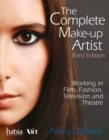 The Complete Make-Up Artist - Book