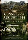 The Gunners of August 1914 - Book