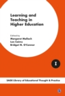 Learning and Teaching in Higher Education - Book