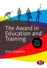 The Award in Education and Training - eBook