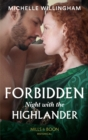 Forbidden Night With The Highlander (Mills & Boon Historical) (Warriors of the Night, Book 2) - eBook