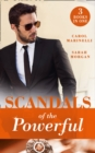 Scandals Of The Powerful: Uncovering the Correttis / A Legacy of Secrets (Sicily's Corretti Dynasty) / An Invitation to Sin (Sicily's Corretti Dynasty) (Mills & Boon M&B) - eBook
