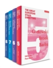 The Great European Stage Directors Set 2 : Volumes 5-8: Post-1950 - Book