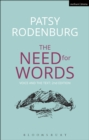 The Need for Words : Voice  and the Text - eBook