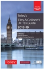 Tiley & Collison's UK Tax Guide 2018-19 - Book