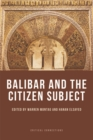 Balibar and the Citizen Subject - Book