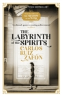 The Labyrinth of the Spirits : From the bestselling author of The Shadow of the Wind - Book
