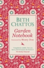 Beth Chatto's Garden Notebook - Book