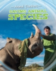 Saving Animal Species - Book