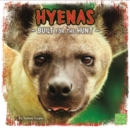 Hyenas : Built for the Hunt - Book