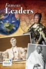 Famous Leaders - Book