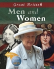 Great British Men and Women - Book