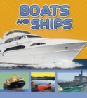 Boats and Ships - Book