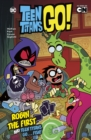 Robin the First and Teen Titans Go ... Fish! - Book