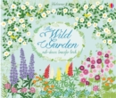 Rub-Down Transfer Book : The Wild Garden - Book