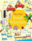 Wipe-clean Travel Activities - Book