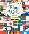 Flags of the World to Colour - Book