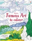 Famous Art to Colour - Book