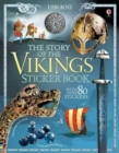 The Story of the Vikings Sticker Book - Book