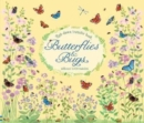 Rub-Down Transfer Book Butterflies and Bugs - Book