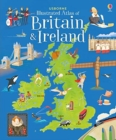 Usborne Illustrated Atlas of Britain and Ireland - Book
