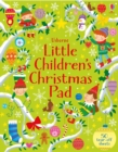 Little Children's Christmas Activity Pad - Book