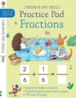 Fractions Practice Pad 7-8 - Book
