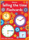 Telling the Time Flash Cards - Book