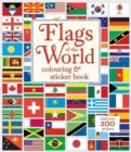 Flags of the World Colouring & Sticker Book - Book